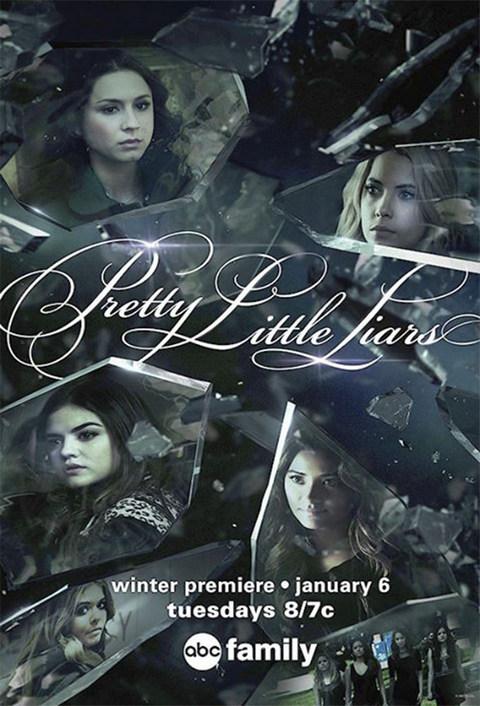 دانلود سریال Pretty Little Liars