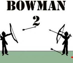 بازی آنلاین مرد تیرانداز Bowman2