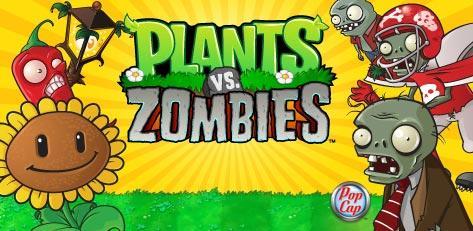 بازی آنلاین گیاهان در مقابل زامبی ها Plants vs Zombies