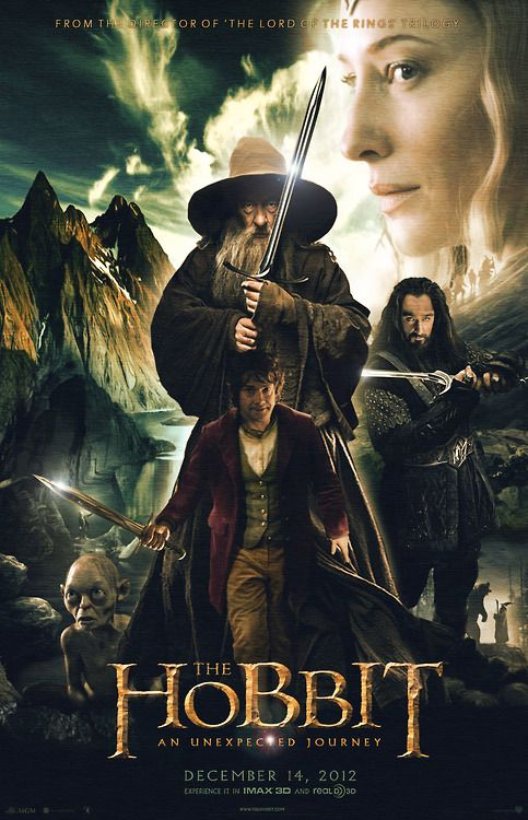 دانلود فیلم the hobbit an unexpected journey