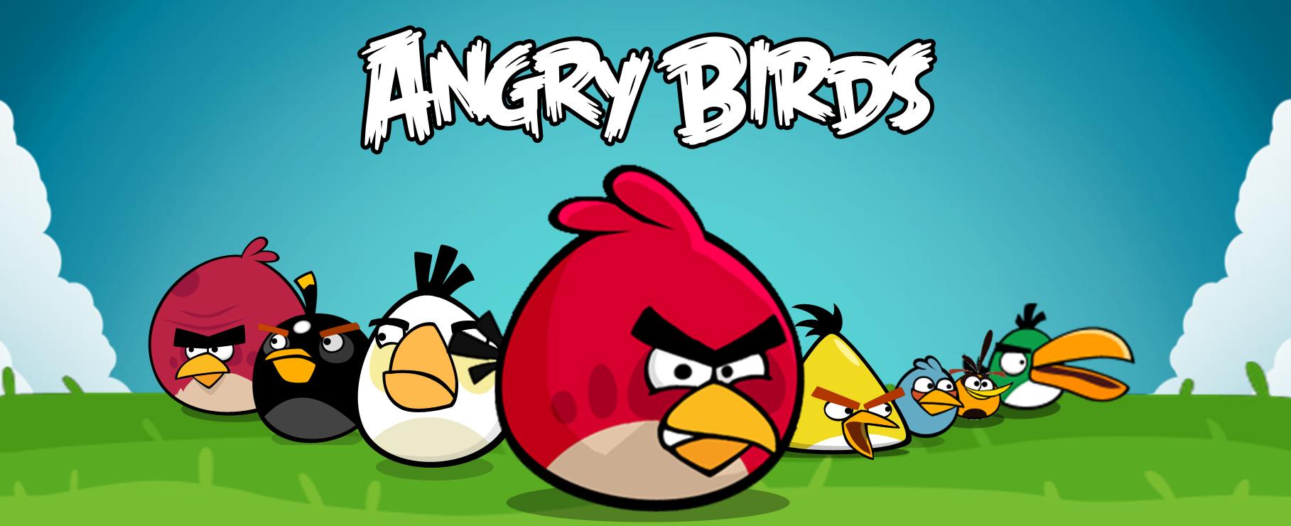 بازی آنلاین پرندگان خشمگین Angry Birds