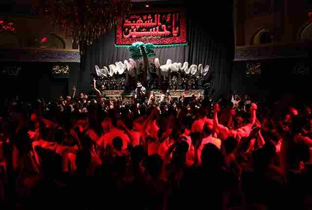 کربلایی جواد مقدم شب ۸ رمضان ۹۴