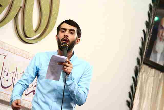 کربلایی محمد حسین پویانفر میلاد امام حسن ۹۴