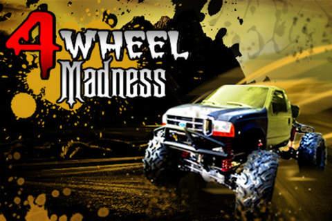 بازی آنلاین ماشینی جنون چهار چرخ 4 Wheel Madness