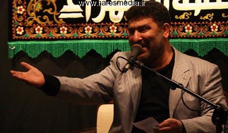 حاج سعید حدادیان -شب وفات حضرت زینب (س) ۱۳۹۴-هیئت محبان فاطمه الزهرا (س) تهران