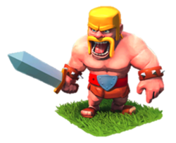 باربارین Barbarian(بربر ها)