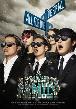 دانلود  فیلم A.Dynamite.Family