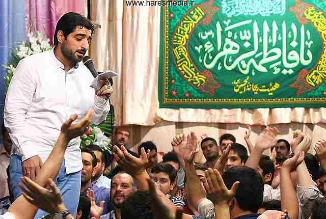 حاج سید مجید بنی فاطمه شب ۱۸ رمضان ۹۴
