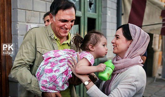 عکس های ترانه علیدوستی و دخترش در تیر 94