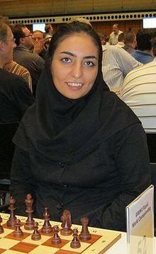شادی پریدر ,قهرمان شطرنج بانوان ایران