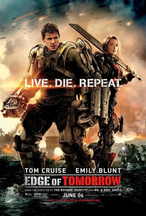 دانلود فیلم Edge of Tomorrow