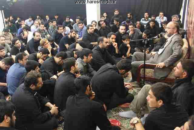 شب نوزدهم ماه رمضان حاج رضا بکایی 94