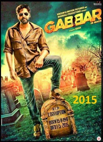 دانلود فیلم هندی 2015 Gabbar Is Back