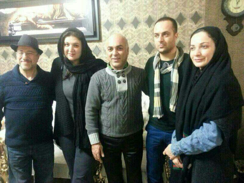 عکس های جدید از بازیگران سریال پایتخت