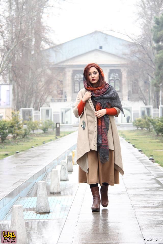 بیوگرافی و عکس های خوشگل شقایق جعفری جوزانی