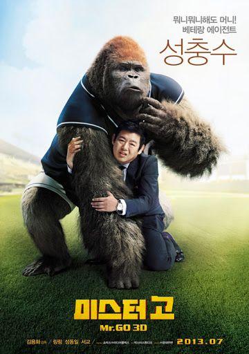 دانلود فیلم کره ای Mr Go