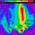 تناقض نسبی مدل های بارشی الگو ها با سایر پارامتر های الگو ها برای موج هفته آتی !
