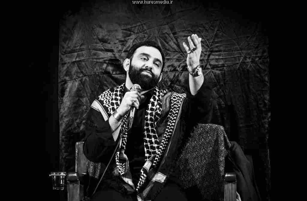 کربلایی جواد مقدم شب ۲۰ رمضان ۹۴