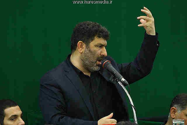 حاج سعید حدادیان شب ۲۱ رمضان ۹۴