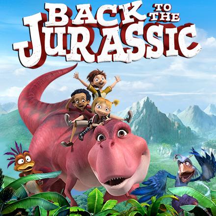 دانلود انیمیشن Back to a Jurassic