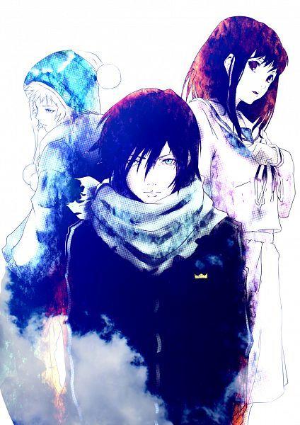 عکس های انیمه Norigami
