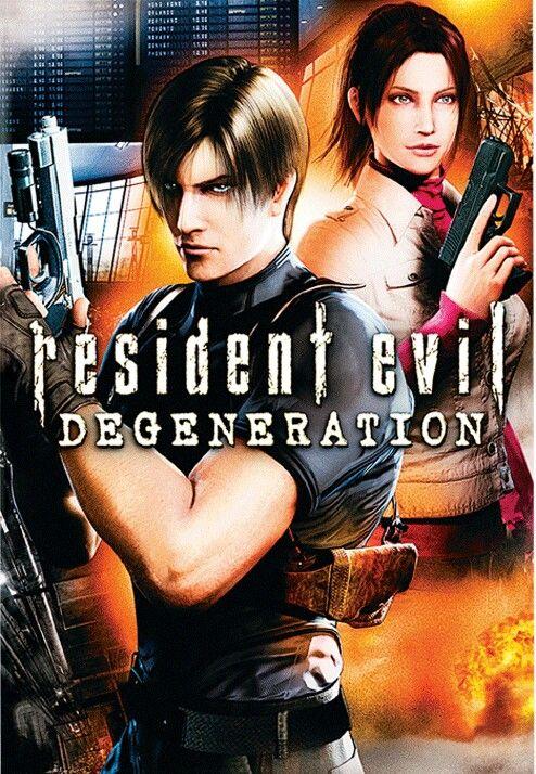 دانلود انیمیشن Resident Evil: Degeneration