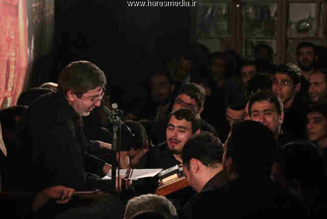 شب بیستم ماه رمضان حاج محمد رضا طاهری 94
