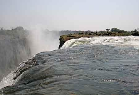 استخر شنای شیطان در زیمباوه (+تصاویر)
