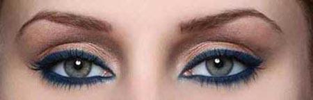 آموزش آرایش چشم اسپرت سال 2015