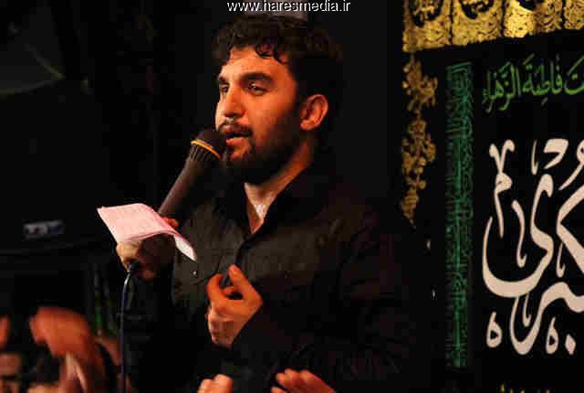 کربلایی حمید علیمی شب ۲۱ رمضان ۹۴