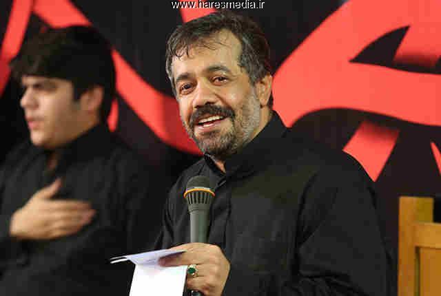 حاج محمود كريمي و سيد مهدي میرداماد شب ۲۲ رمضان ۹۴