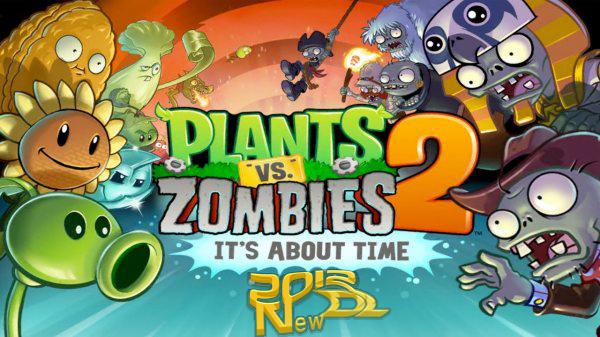 دانلود Plants vs. Zombies™ 2 3.7.1 – بازی زامبی ها و گیاهان 2 اندروید