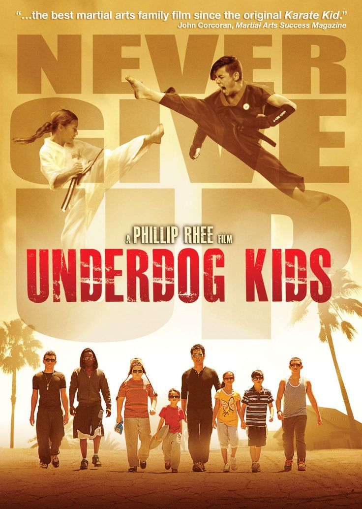 دانلود فیلم Underdog Kids