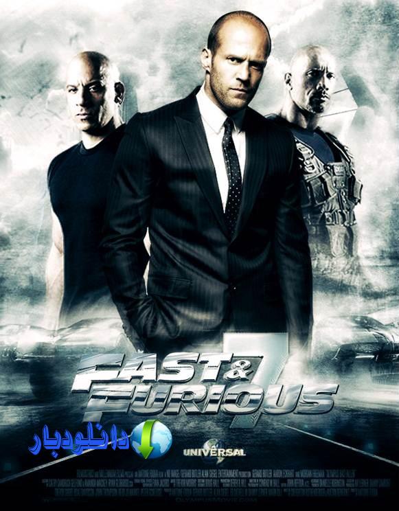 فیلم سریع و خشن Fast & Furious 7 2015+دانلود