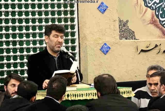 شب بیست و سوم ماه رمضان حاج سعید حدادیان 94
