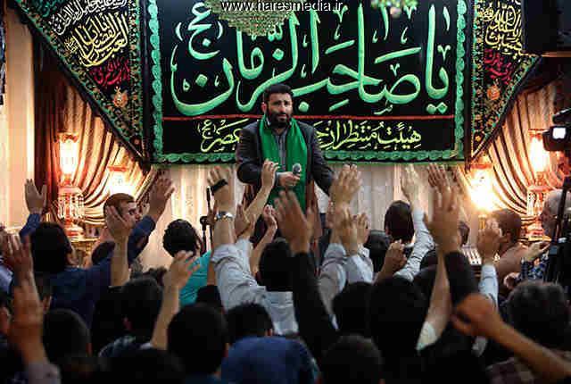 شب بیست و سوم ماه رمضان حاج سید مهدی میرداماد 94