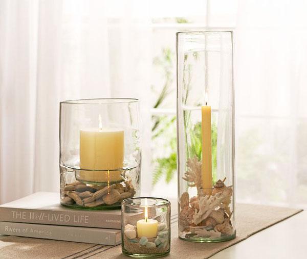 شمع زینتی