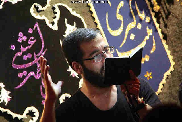 حاج حسین سیب سرخی شب ۲۳ رمضان ۹۴