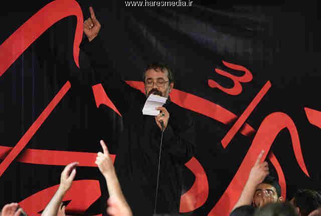 حاج محمود کریمی ظهر شهادت امیرالمومنین ۹۴