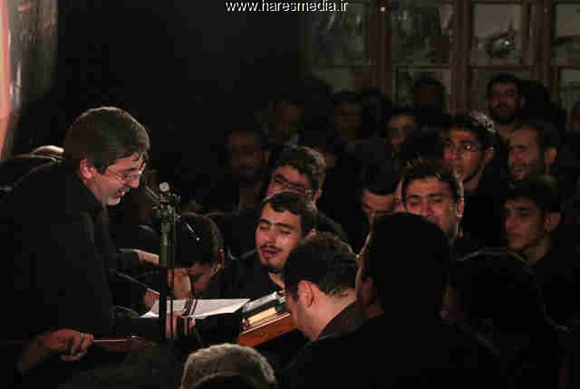 شب بیستم و سوم ماه رمضان حاج محمد رضا طاهری 94