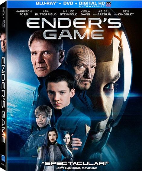 دانلود فیلم اندرز گیم Ender's Game 2013 با دوبله فارسی