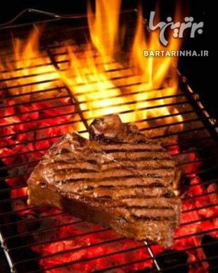 10 راه ساده برای بهتر گریل کردن گوشت