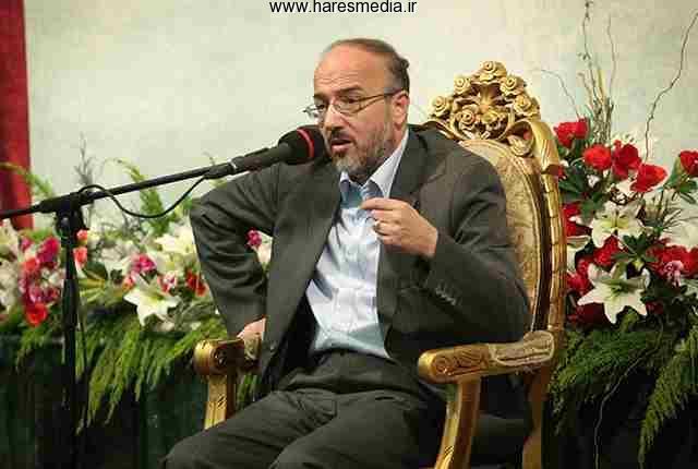 شب بیستم وپنجم ماه رمضان حاج رضا بکایی 94