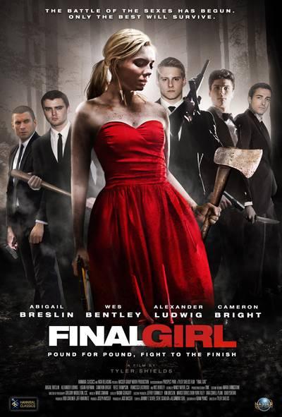دانلود فیلم Final Girl 2015