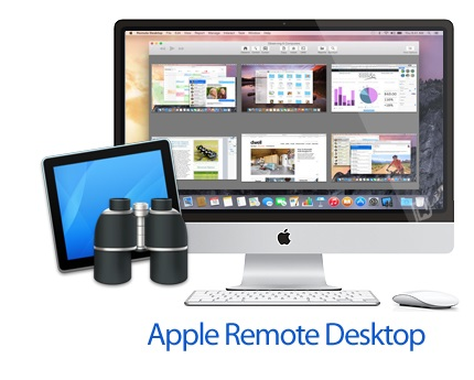 Apple Remote Desktop v3.8 MacOSX