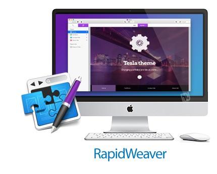 RapidWeaver v6.2.2 MacOSX