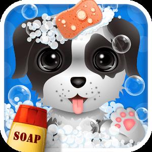 دانلود Wash Pets - kids games 1.3.7 - بازی شستشوی حیوانات خانگی برای اندروید
