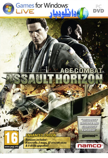بازی Ace Combat: Assault Horizon برای PC+دانلود
