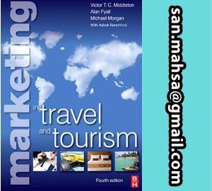 کتاب استراتژی بازاریابی در صنعت توریسم و حمل و نقل