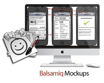 Balsamiq Mockups v3.1.4 MacOSX